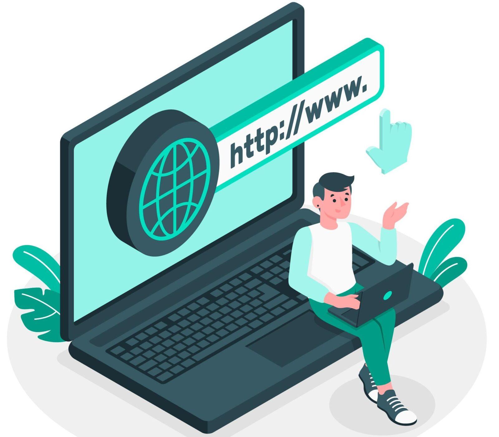 этапы создания сайта программирование