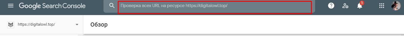 проверить индексацию страниц через серч консоль