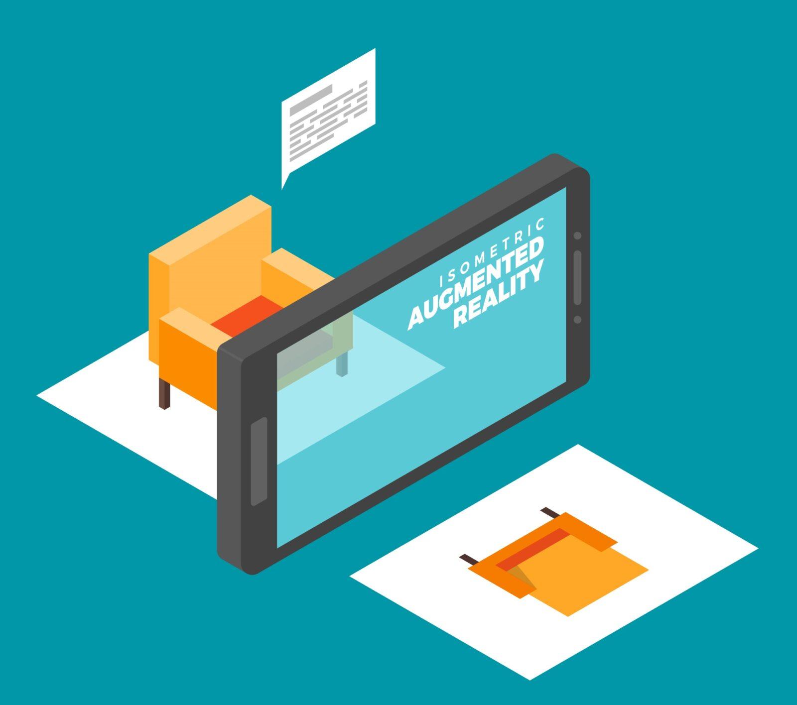 тренды в e-commerce дополненная реальность