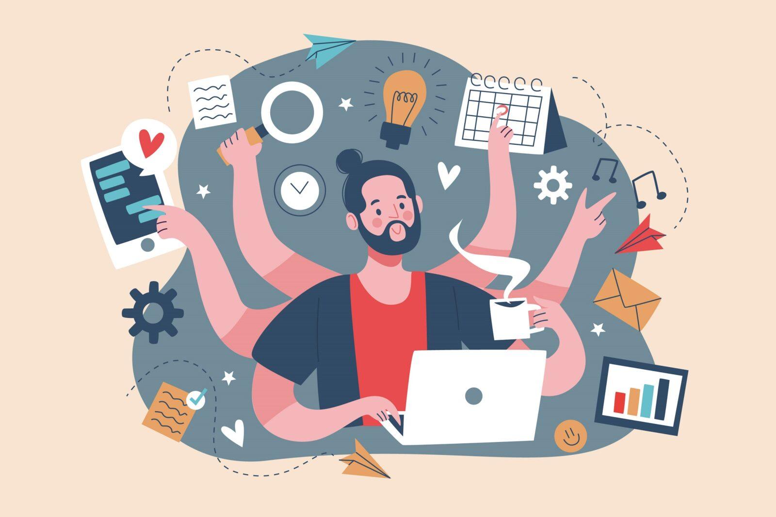 продуктивность фрилансера