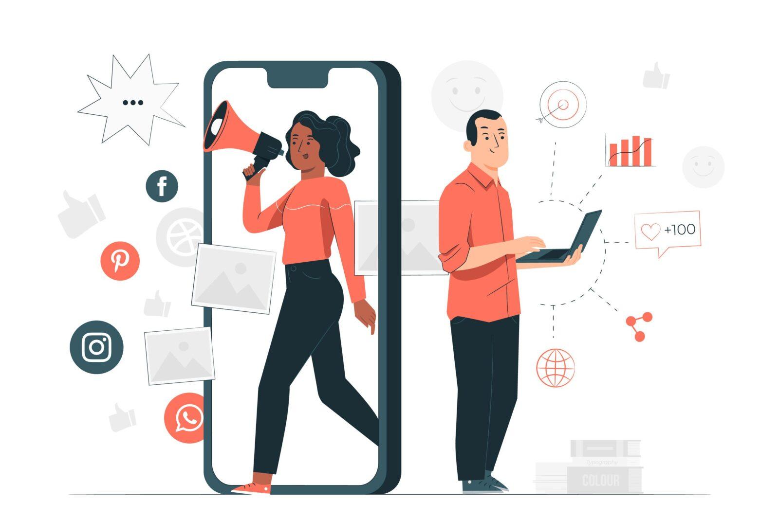 тренды онлайн продвижения интернет-маркетинга в 2021 году работа с лидерами мнений influence marketing
