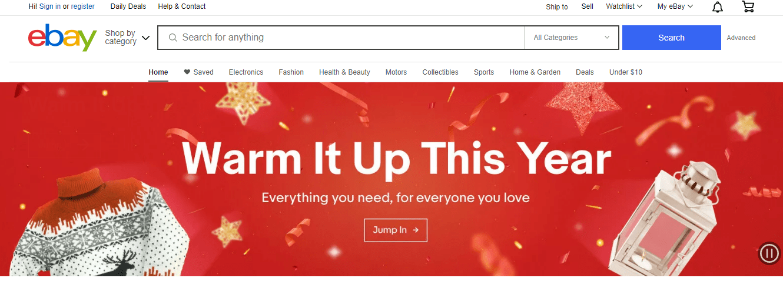 seo советы для маркетплейсов и ecommerce пример ebay