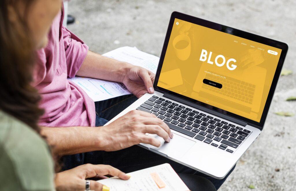 блог на сайте как вести и как сделать его эффективным