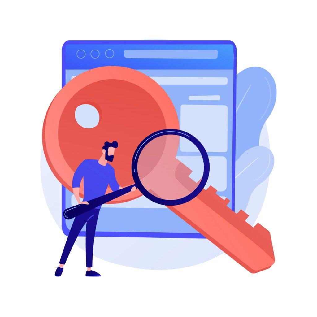 подбор ключевых слов и оптимизация контента